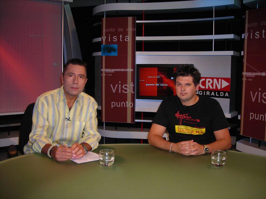 26-2007 con Pepe da Rosa