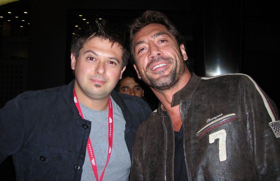 29-2007 con Javier Bardem, LALIFF