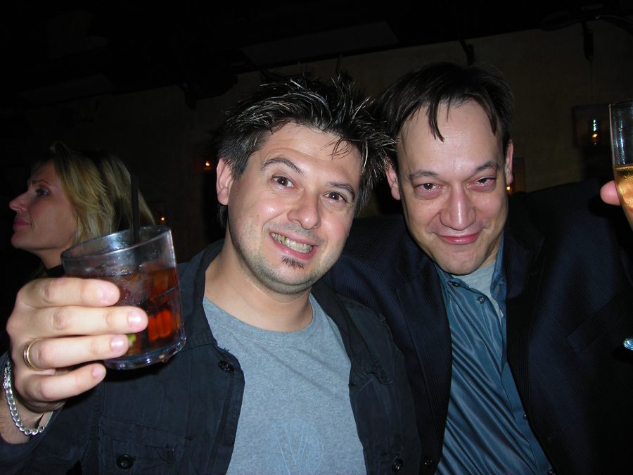 31-2007 con Ted Raimi, Hollywood