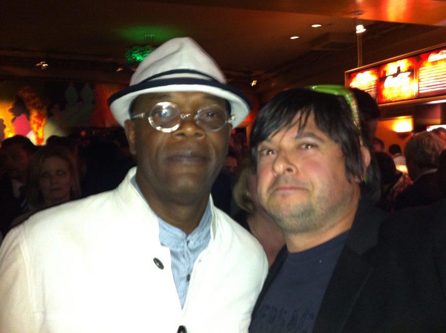 4C-con Samuel L. Jackson, 2012