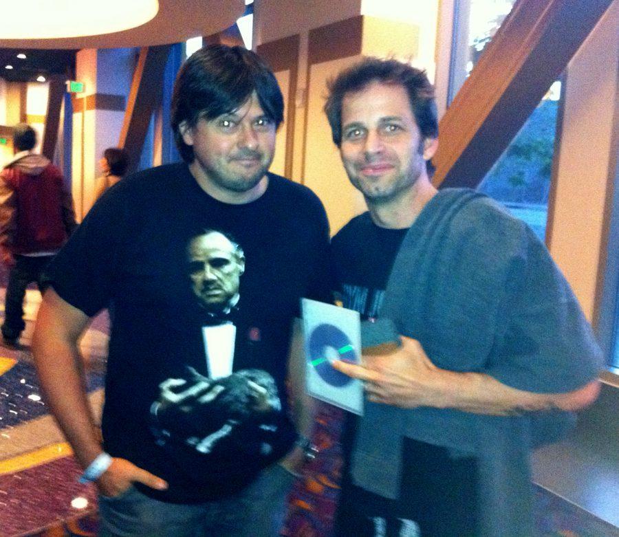 5K-con Zack Snyder, 2012