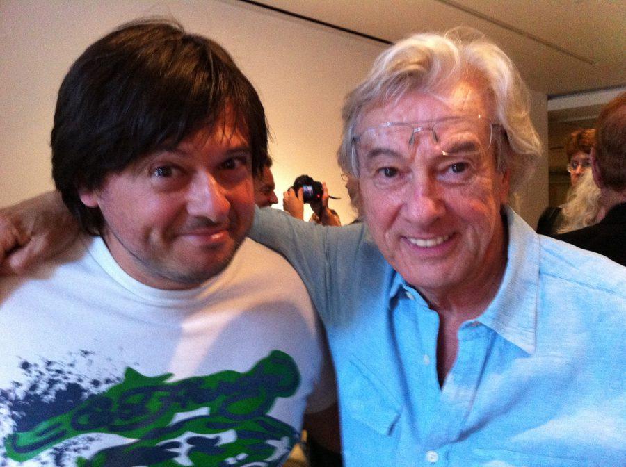 5S-con Paul Verhoeven, 2012