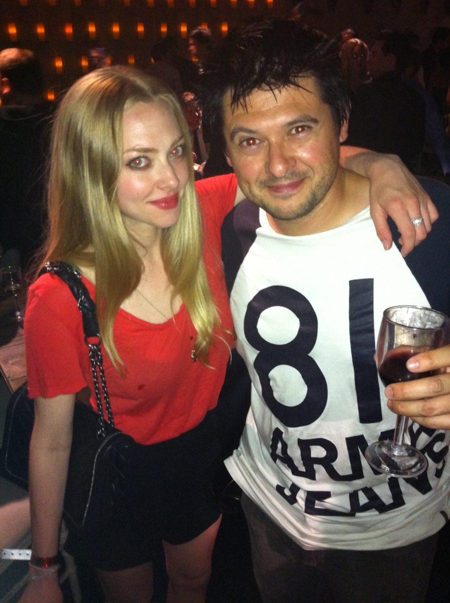 6E-con Amanda Seyfried, 2011