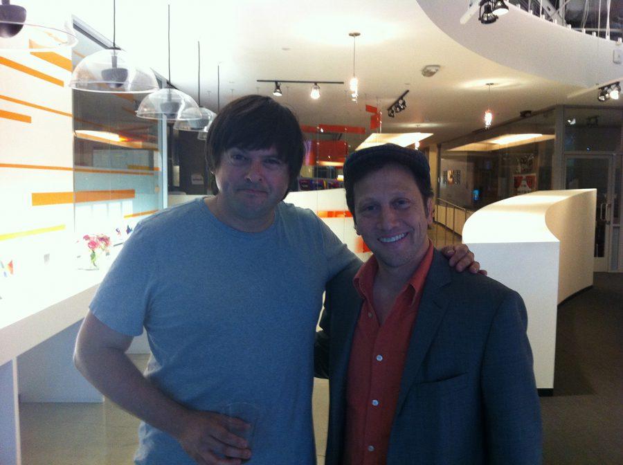 6G-con Rob Schneider en LAFS 2013
