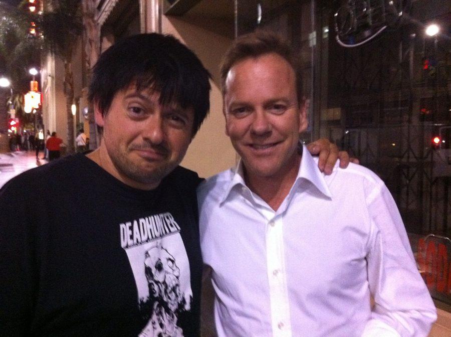 7J-con Kiefer Sutherland 2011