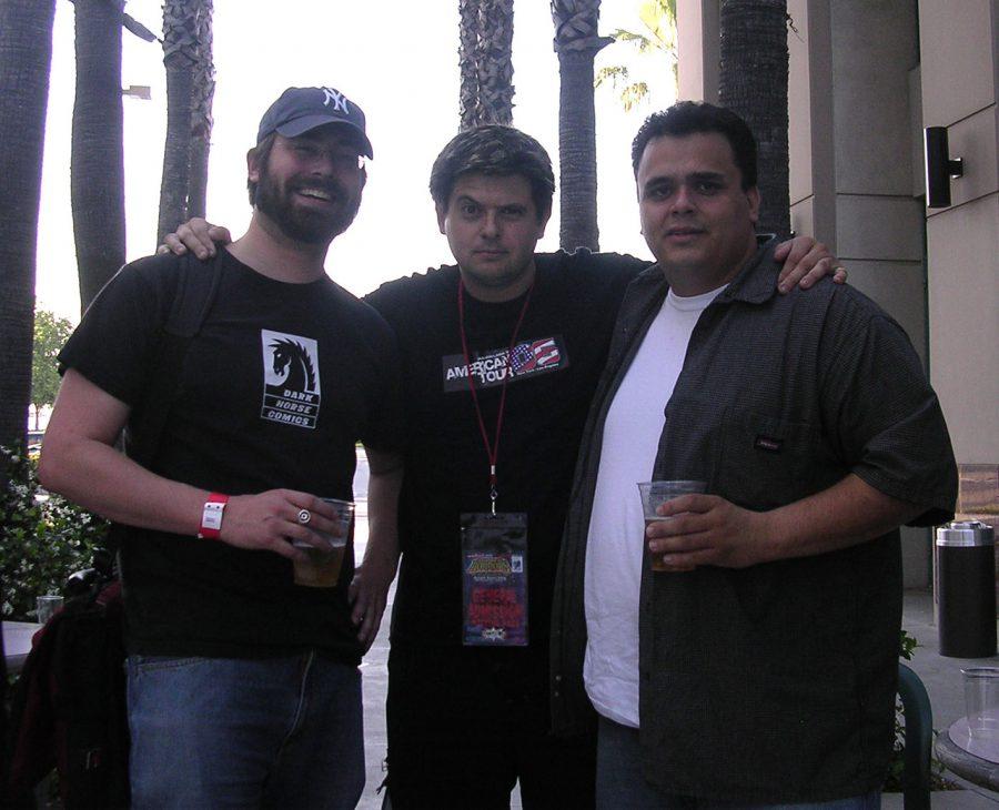 8-2006 Chris Tongue y Roberto