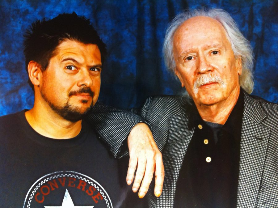 Julian and John Carpenter