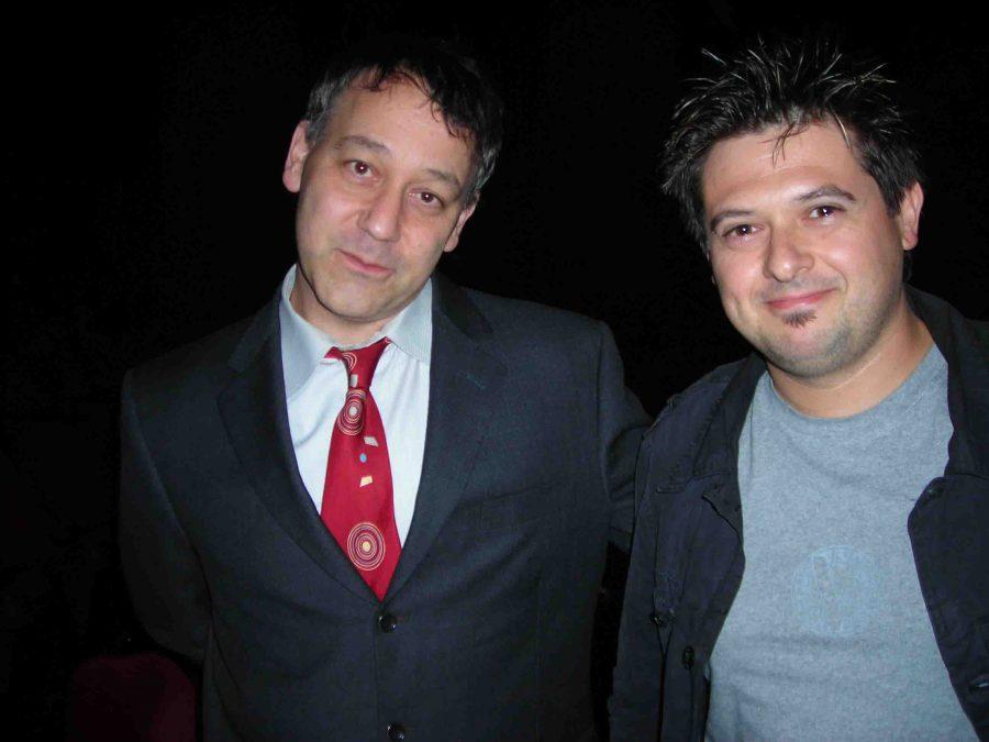 Julian y Sam Raimi