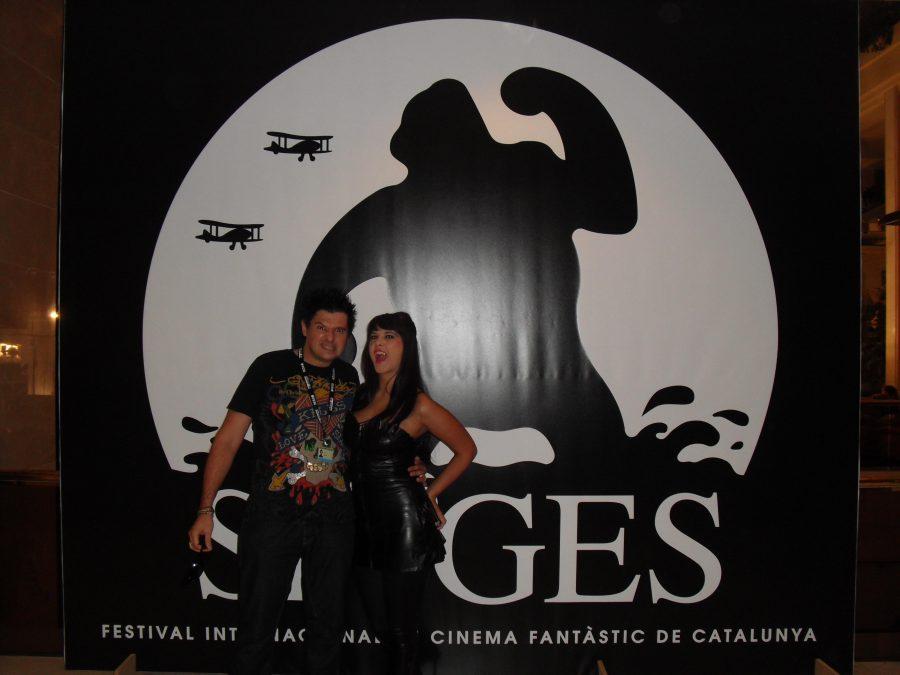 en Sitges 2009