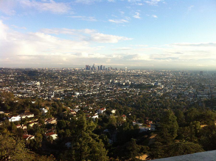 panoramica LA