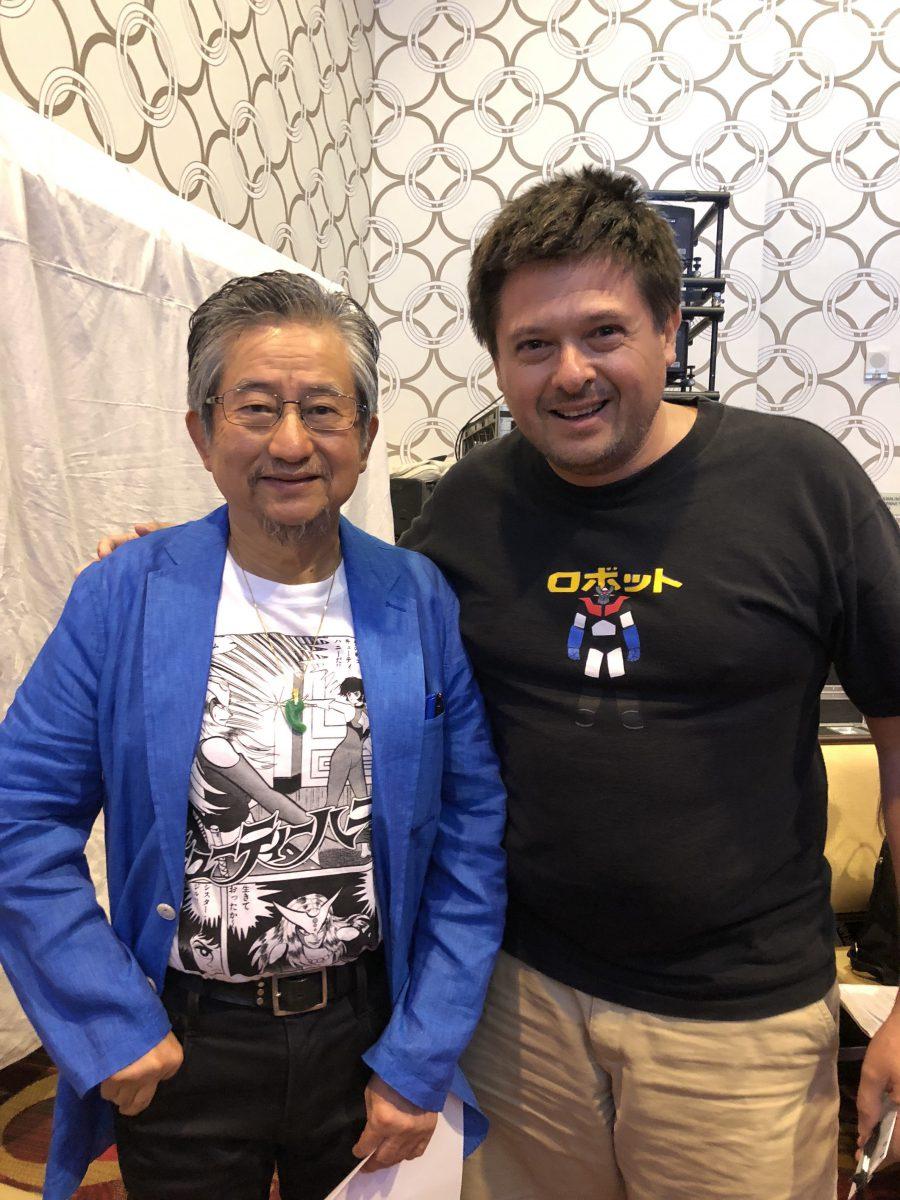 Go Nagai y Julian